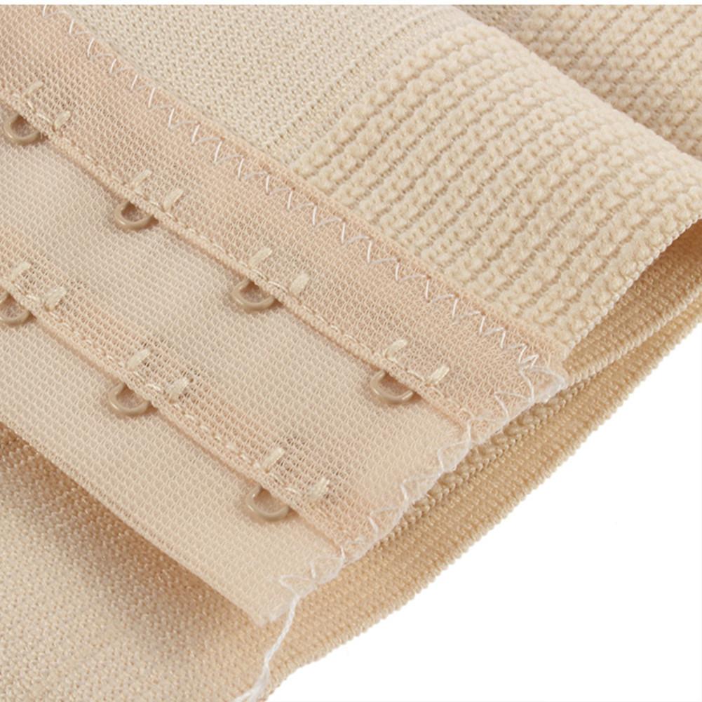 New Body Tummy Thinner Band Belt Waist Cincher Shaper Corset Staylace L XL