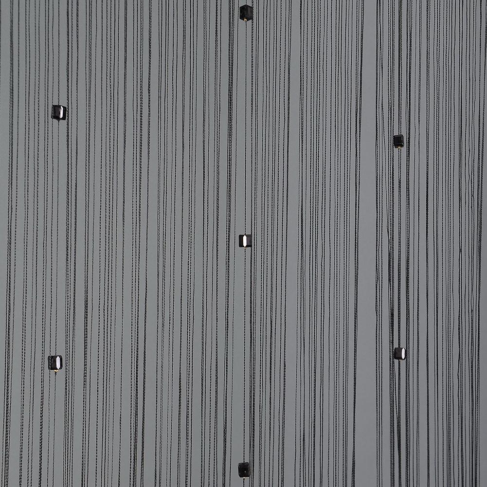 Beaded-Acrylic-String-Door-Room-Curtain-Divider-Tassel- & Beaded Acrylic String Door Room Curtain Divider Tassel Screen 3 ...