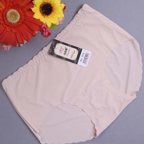 New Sexy Women Girl Seamless Briefs Soft Panties Lingerie Underwear Multicolor