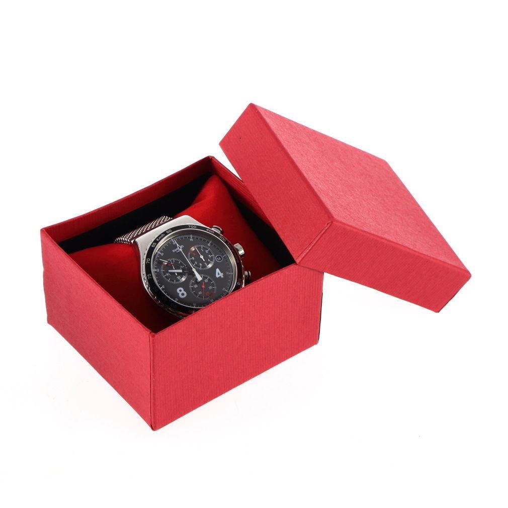 hot classic watch jewelry bangle bracelet paper present. Black Bedroom Furniture Sets. Home Design Ideas
