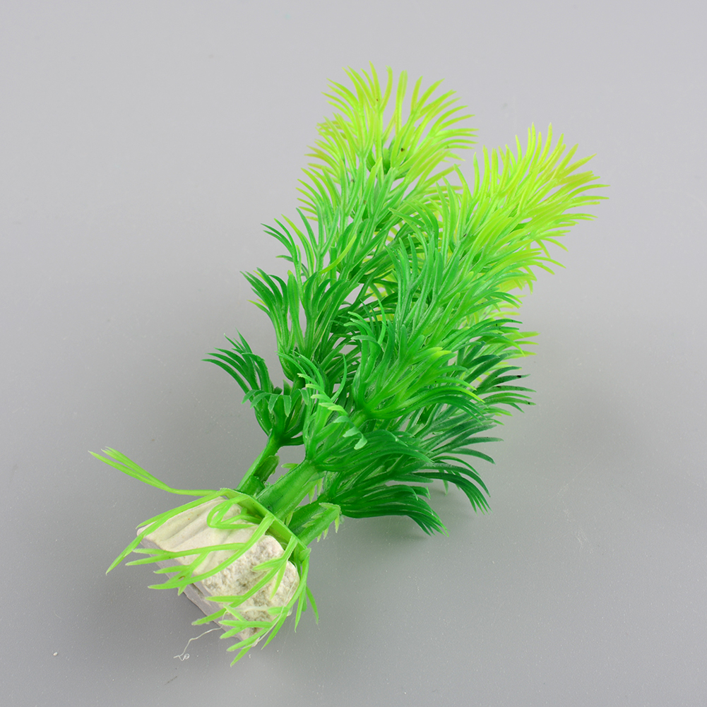 Hot new lovely artificial water plants for fish tank for Artificial pond plants sale