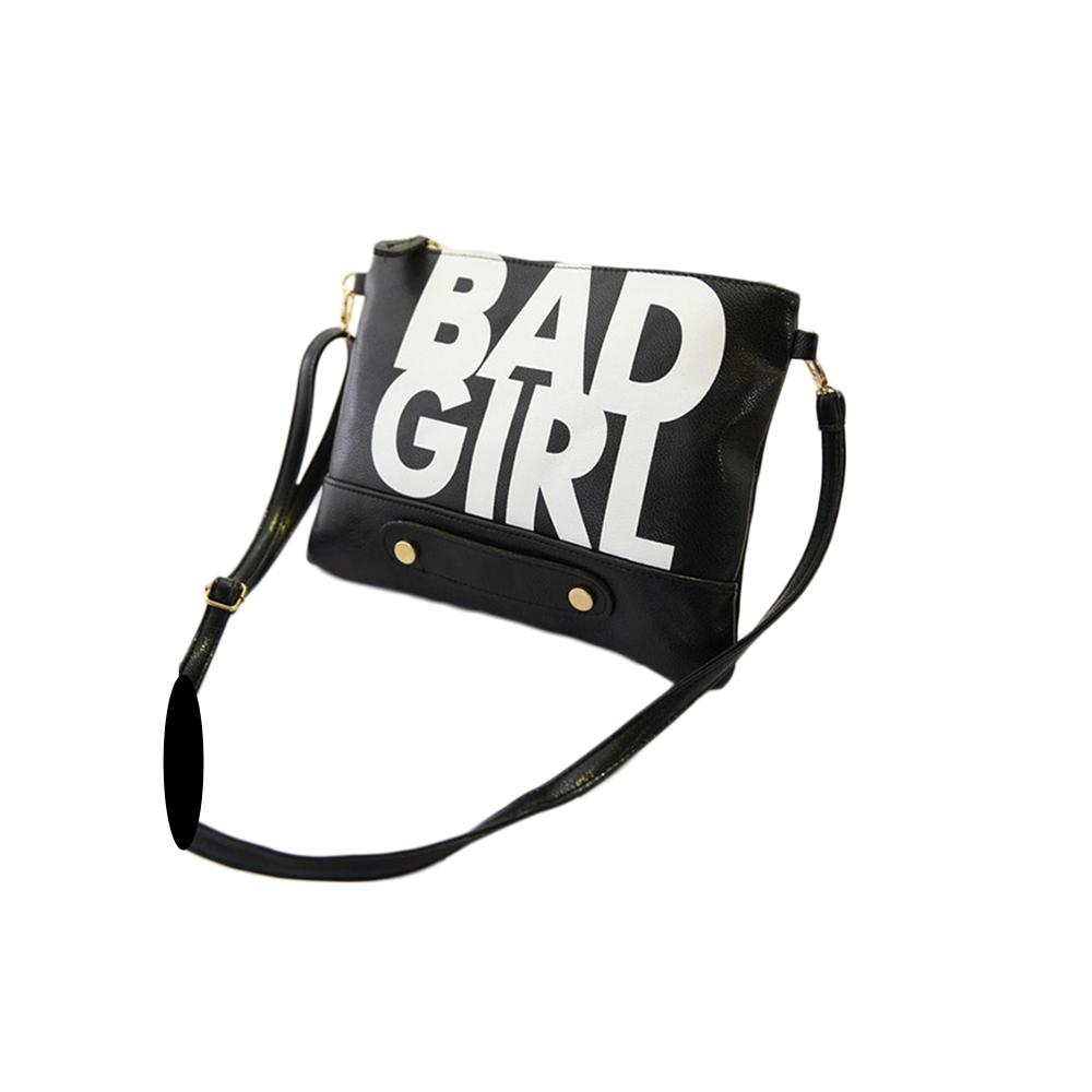 Fashion Shoulder Letter Bags Womens Handbag Crossbody Purse Girl Messenger