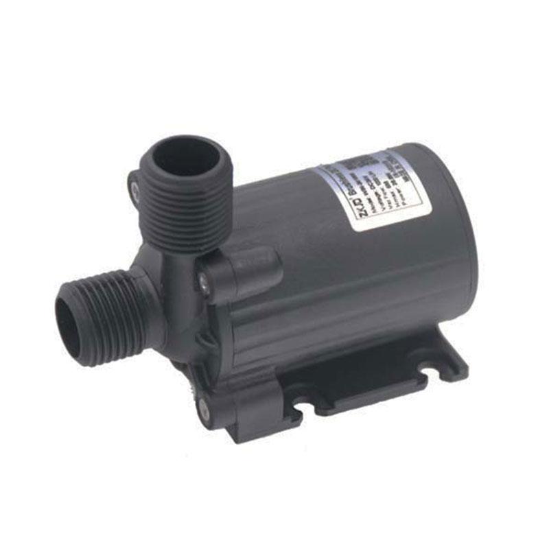 24v Dc Hot Water Circulation Pump Brushless Motor Water