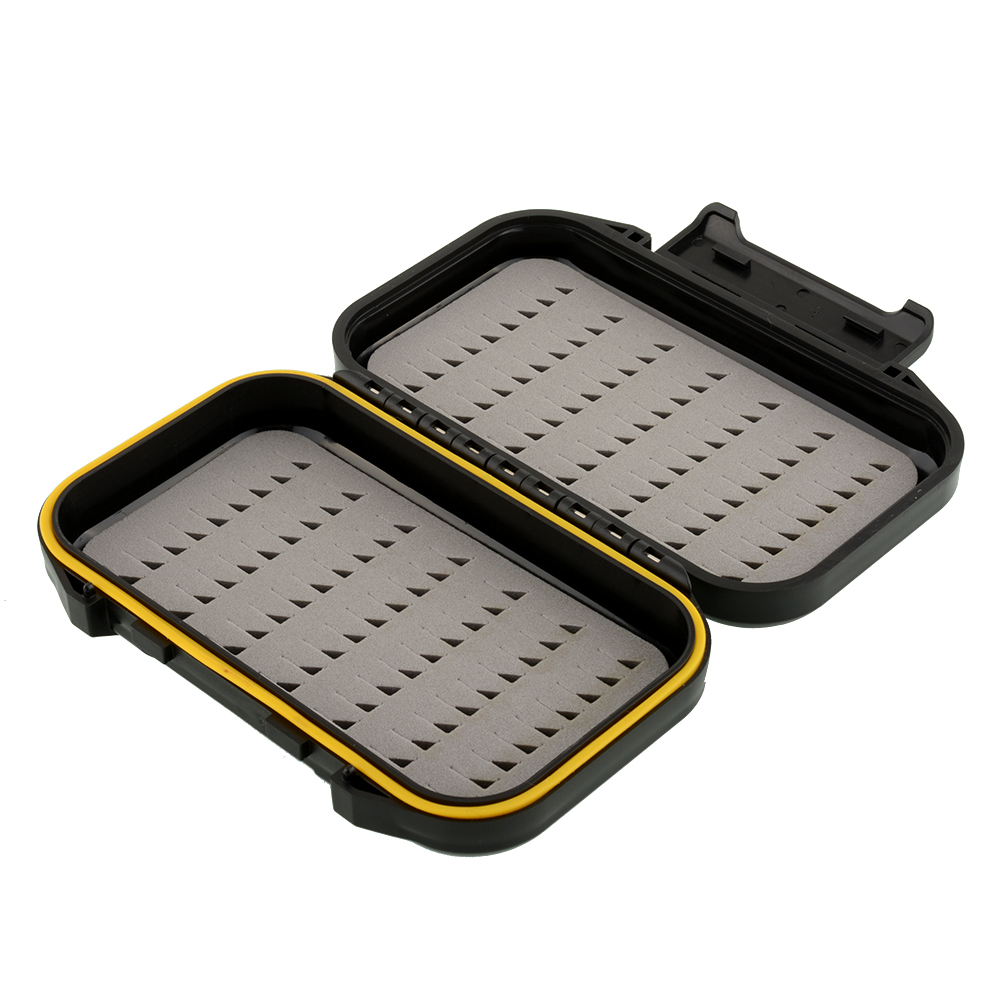 Fly fishing fish lure hook storage case box tackle kits for Fishing hook storage