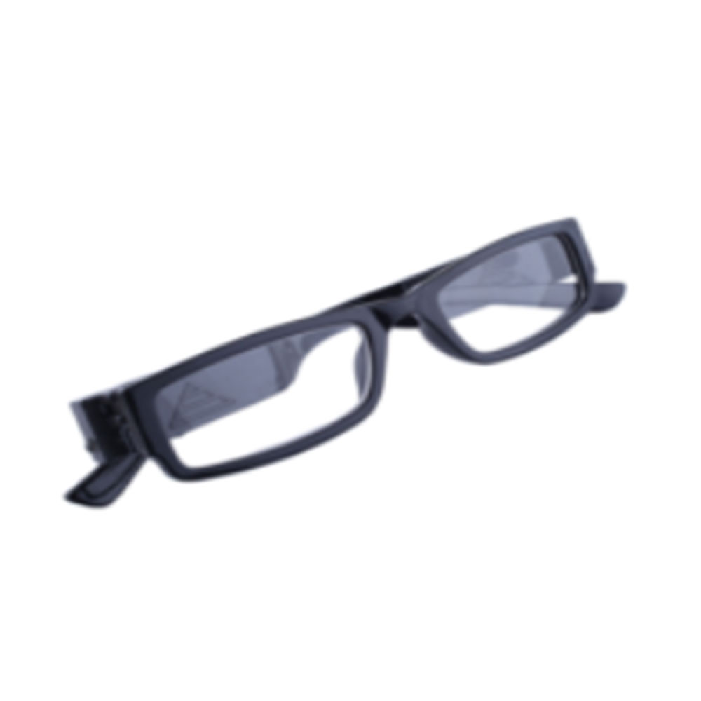 Unisex Rimmed Reading Glasses Eyeglasses With LED Light ...
