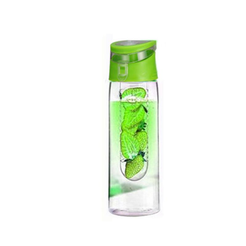800ml fruit juice cup drinking detox water lemon bottles tritan health ebay. Black Bedroom Furniture Sets. Home Design Ideas