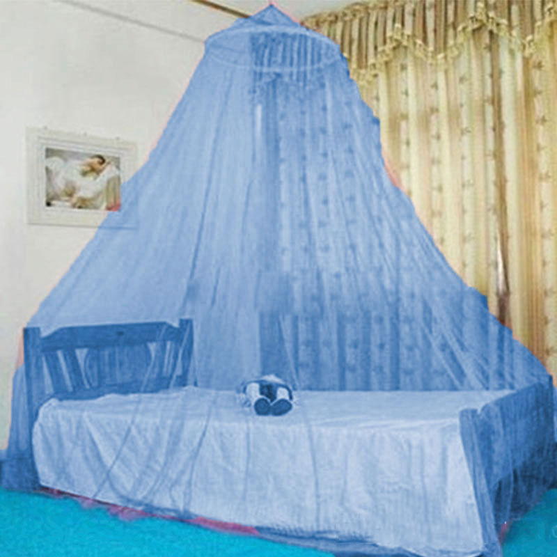 2016 Elegant Round Lace Insect Bed Canopy Netting Curtain