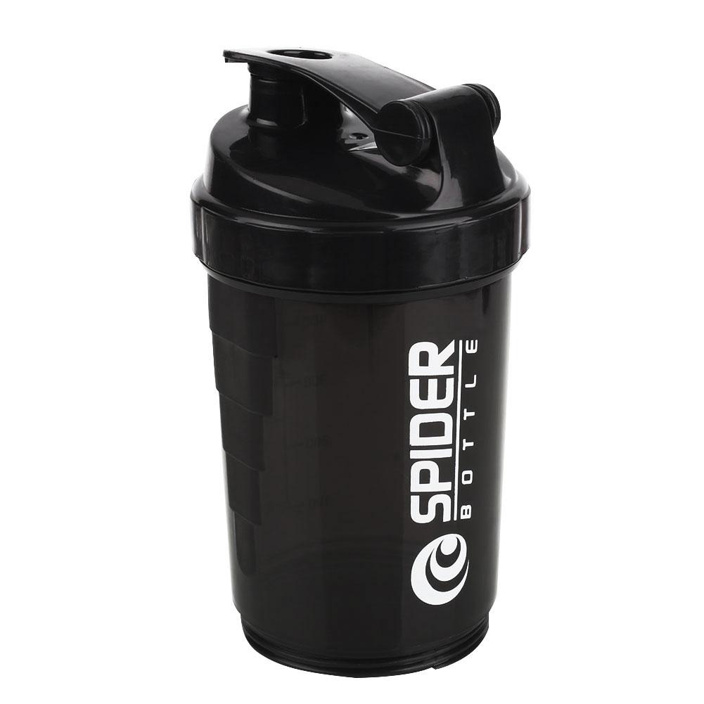 Water Bottle Blender: 500ml Protein Mixer Blender Shaker Shaking Cup Bottle