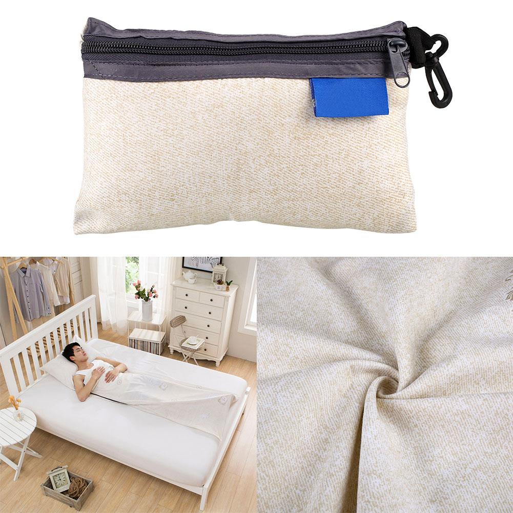 Single Silk Liner Sleeping Bag / Sack Inner Sheet Travel