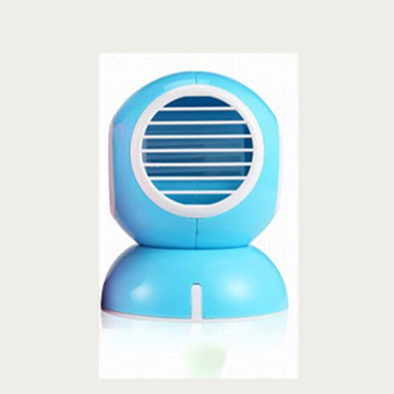 Battery Operated Air Conditioner : Air conditioner portable fan orange non flabellum battery