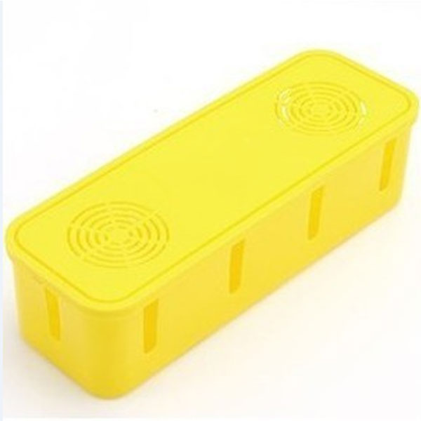 Plastic cutlery tray kitchen drawer organiser holder storage tidy - Power Safety Outlet Board Cables Strip Wire Case Storage