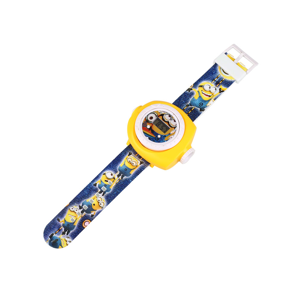 Transformers Bands: 3D Cartoon Projection Watches 20 Design Transformers