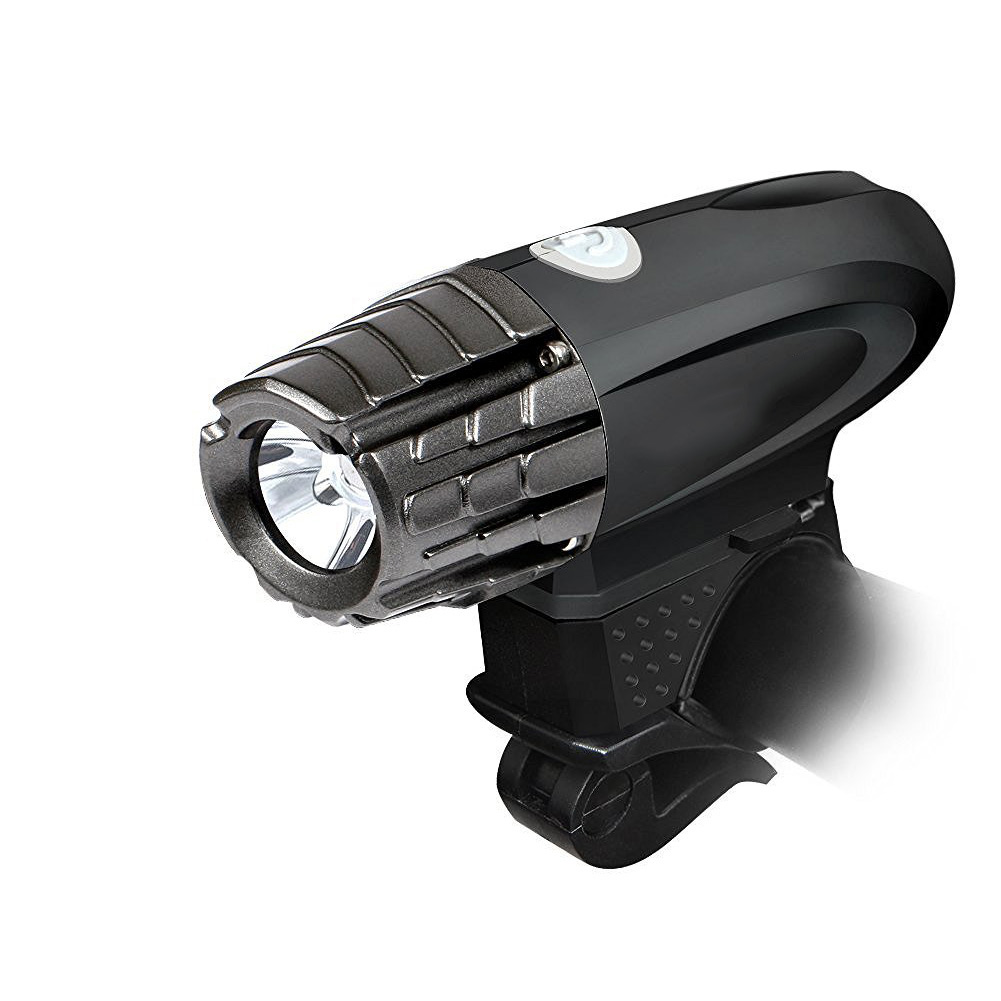 USB Rechargeable LED Bicycle Cycling Front Light Safety ...