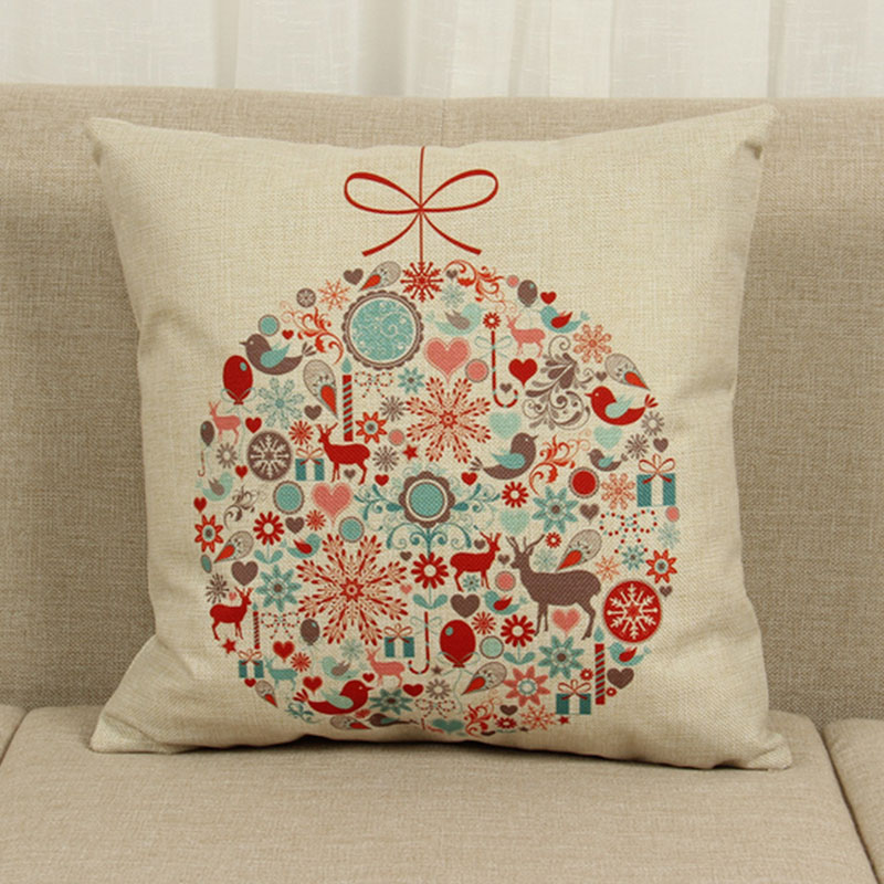 style flax home decor vintage sofa waist cushion covers pillow cases ebay