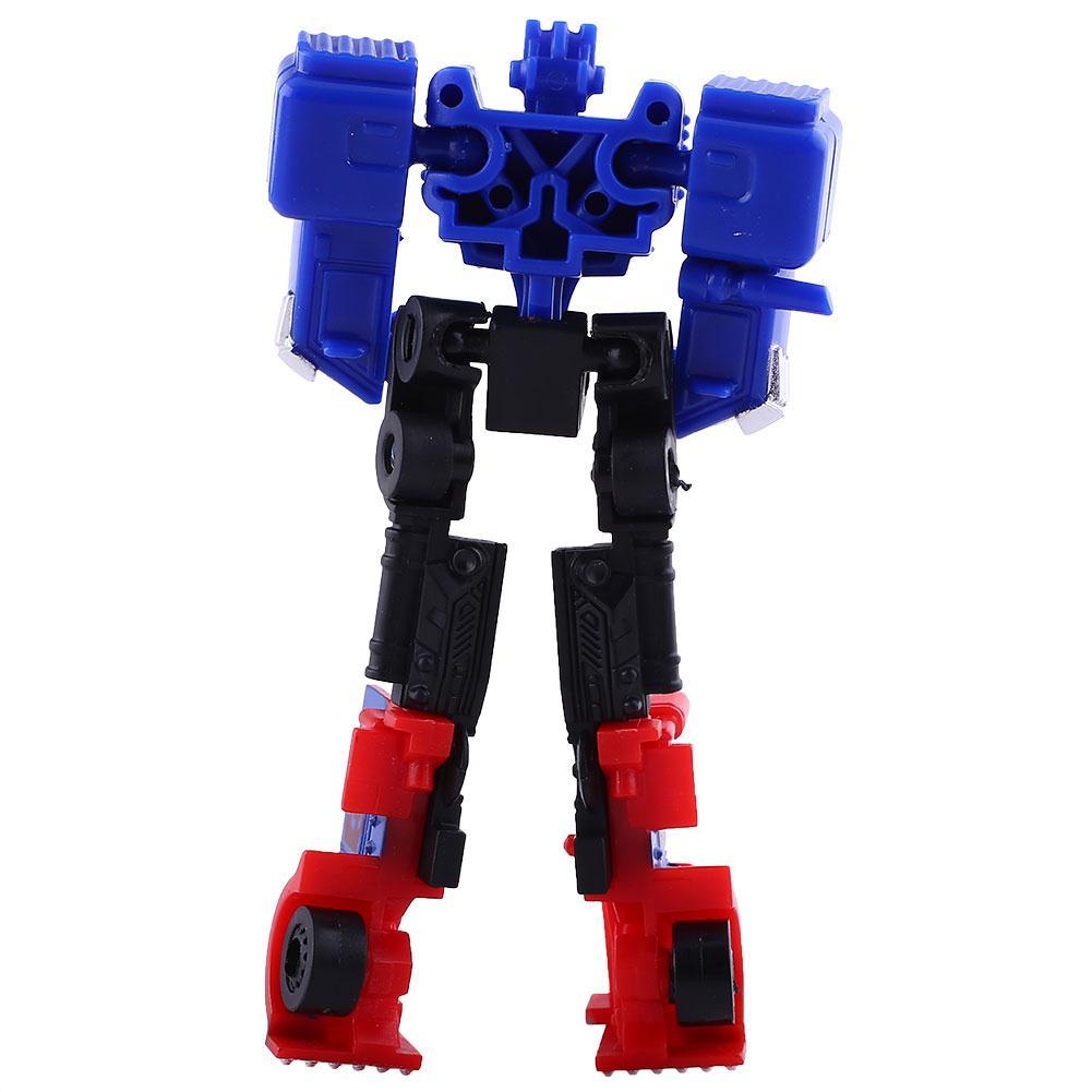 Christmas Robot Toys : Pcs transformer robot and cars toys for christmas kids
