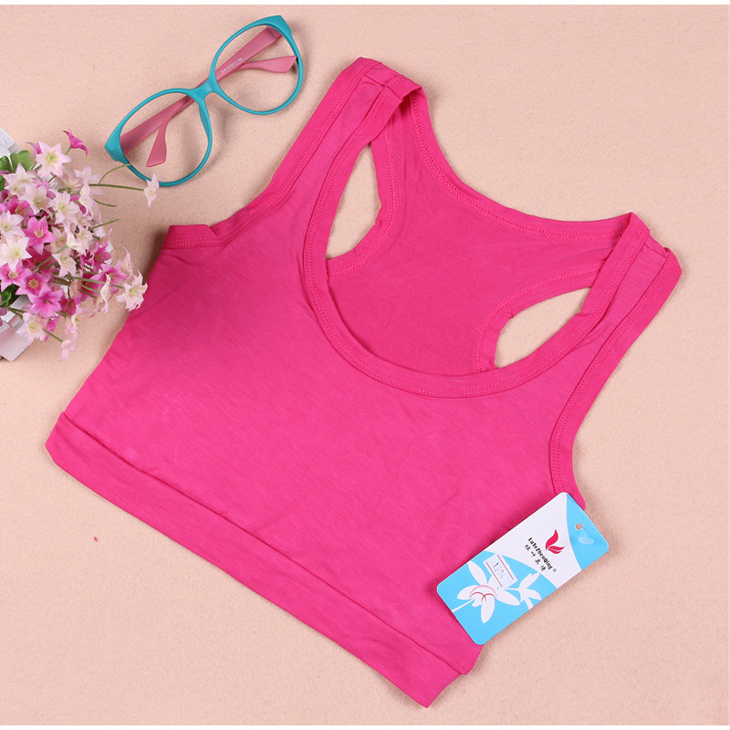 New-Spandex-Athletic-Sports-Bra-Tops-Tank-Yoga-Running-Cropped-Bandeau-Racerback