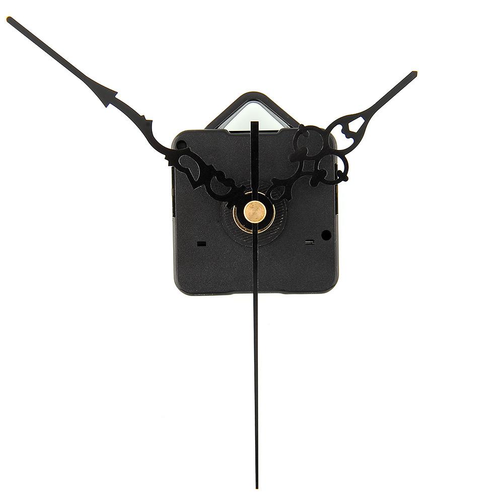 Silent Essential Clock Movement Mechanism Hands Wall Clock ...