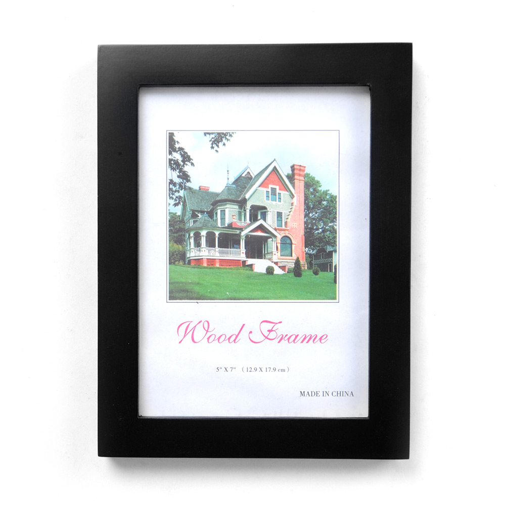 """5""""x7"""" Wood Wall Mounted Picture Painting Photo Frame Wall Artistic  Decor"""