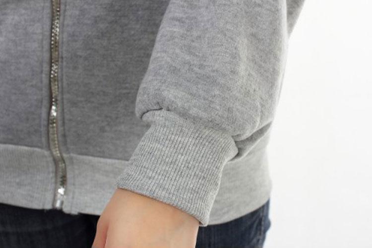 Fashion Cute Womens Girls Angel Wings Hoodie Jacket Sweatshirt Outerwear Tops