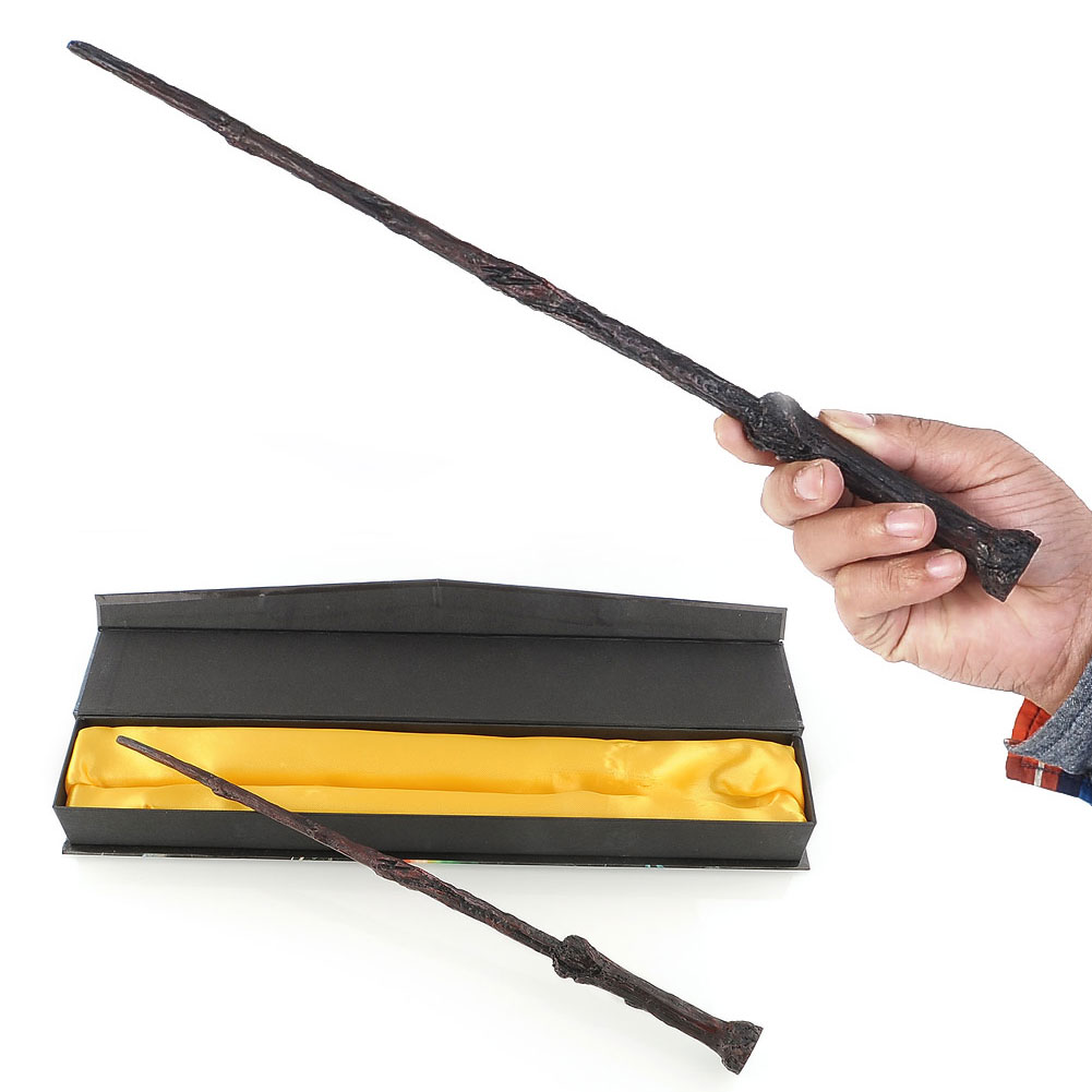 Hot Harry Potter Cosplay Malfoy Dumbledore Voldemort Magic Wand NEW In Box Gift