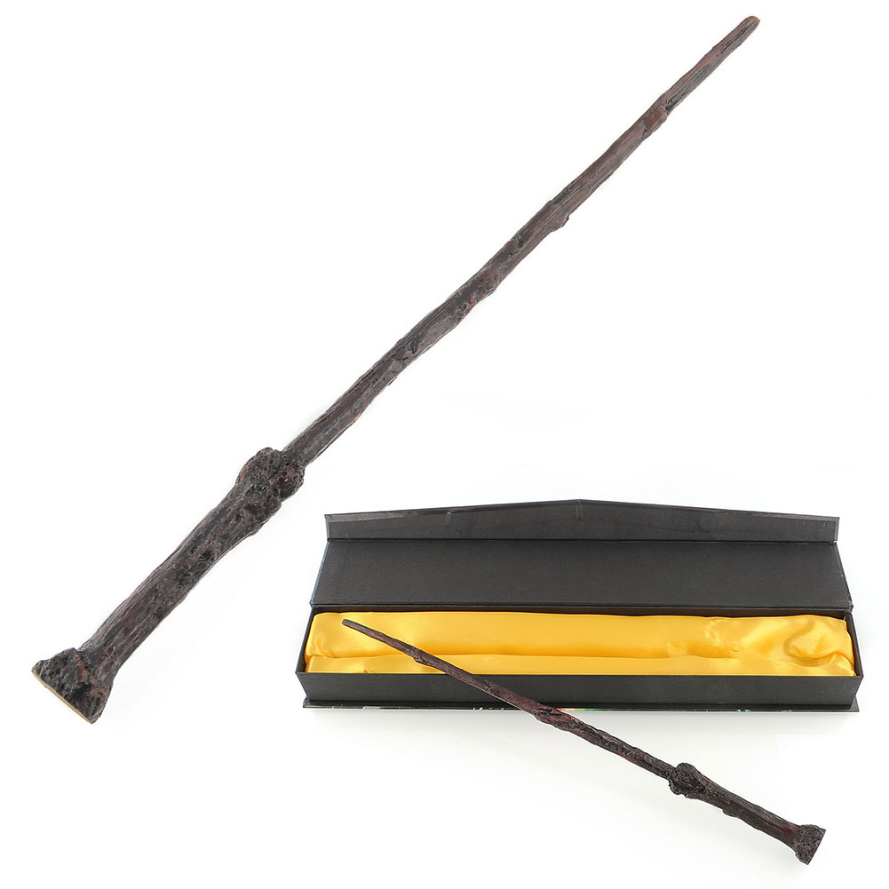Quality Deluxe HOT NEW COS Harry Potter's Replica Magical Magic Wand IN Box