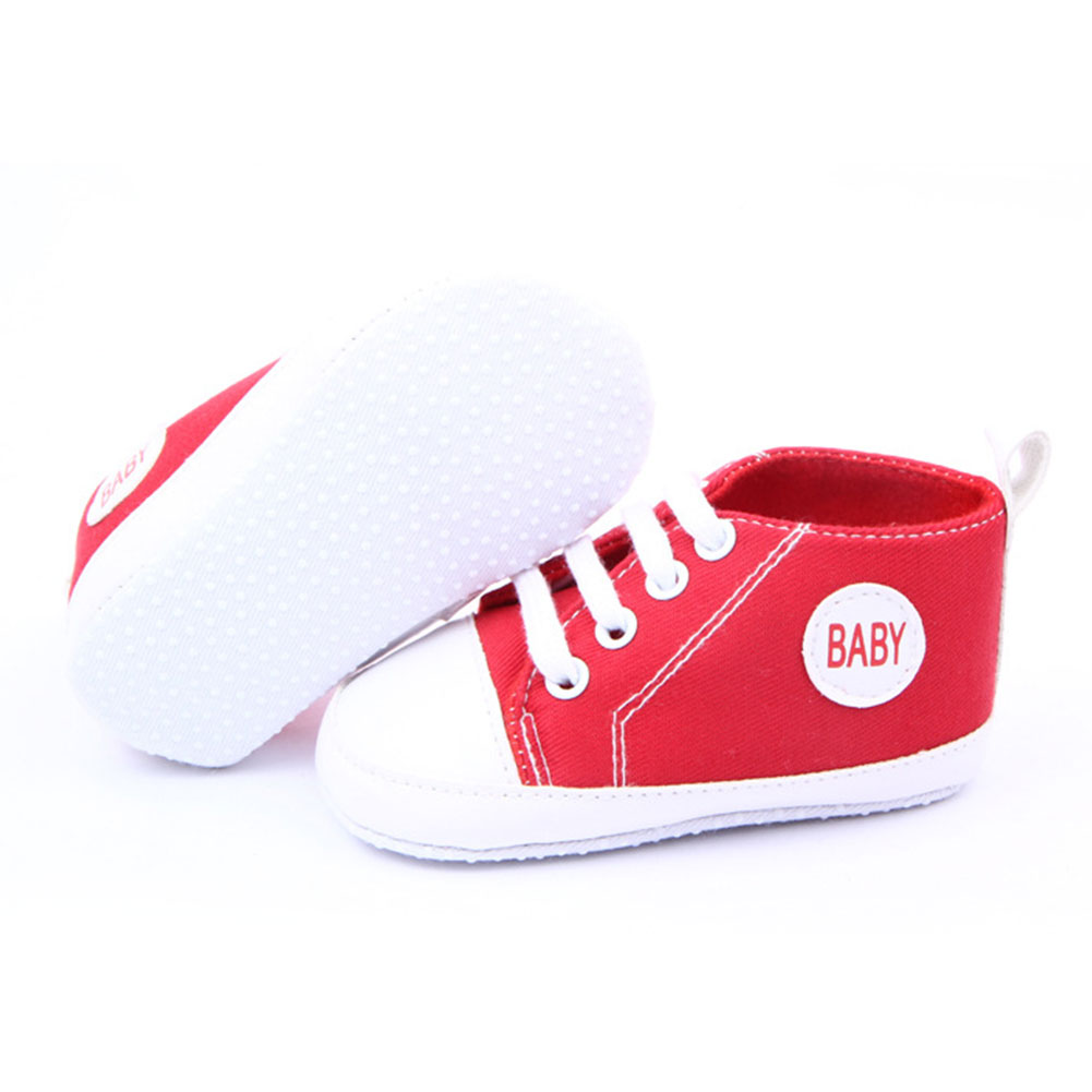 Sale Brand Cute Infant Comfortable Toddler Baby Boy Girl Shoes Sneaker