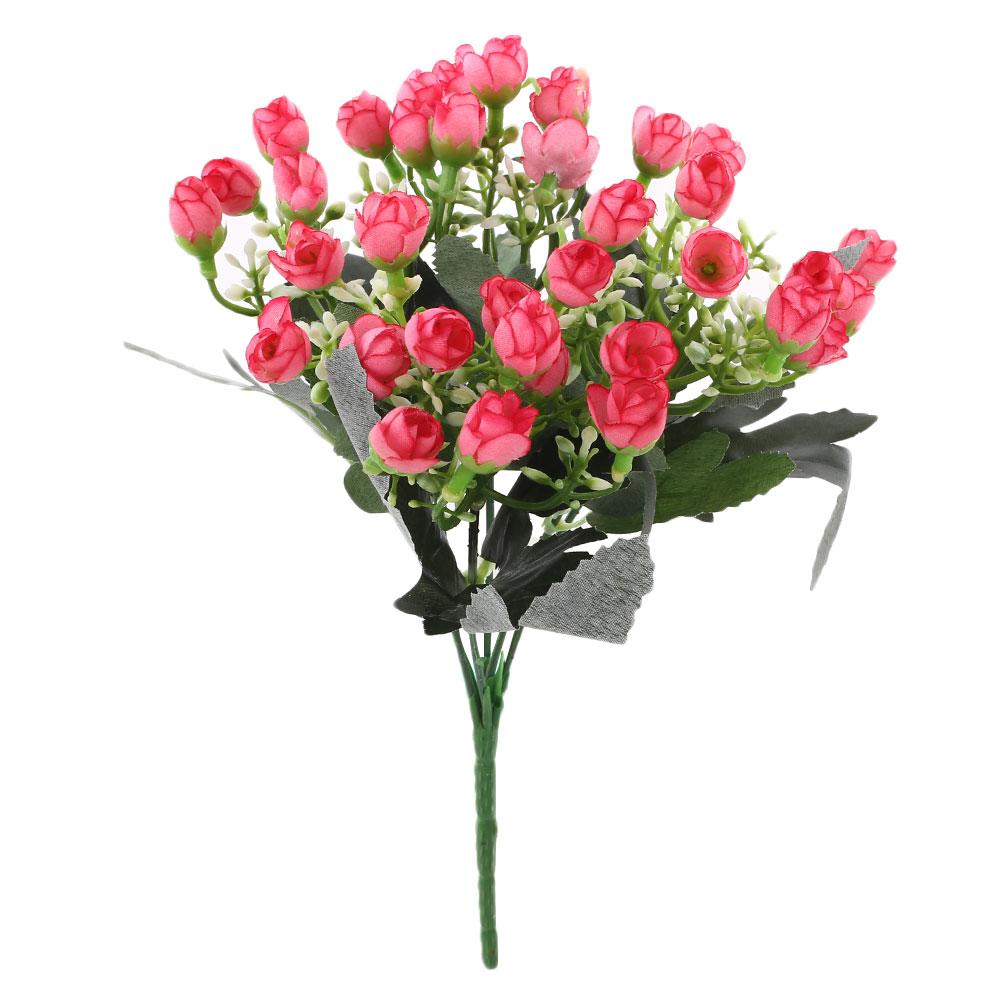 seidenblumen strau bouquet kunstblumen hochzeit. Black Bedroom Furniture Sets. Home Design Ideas