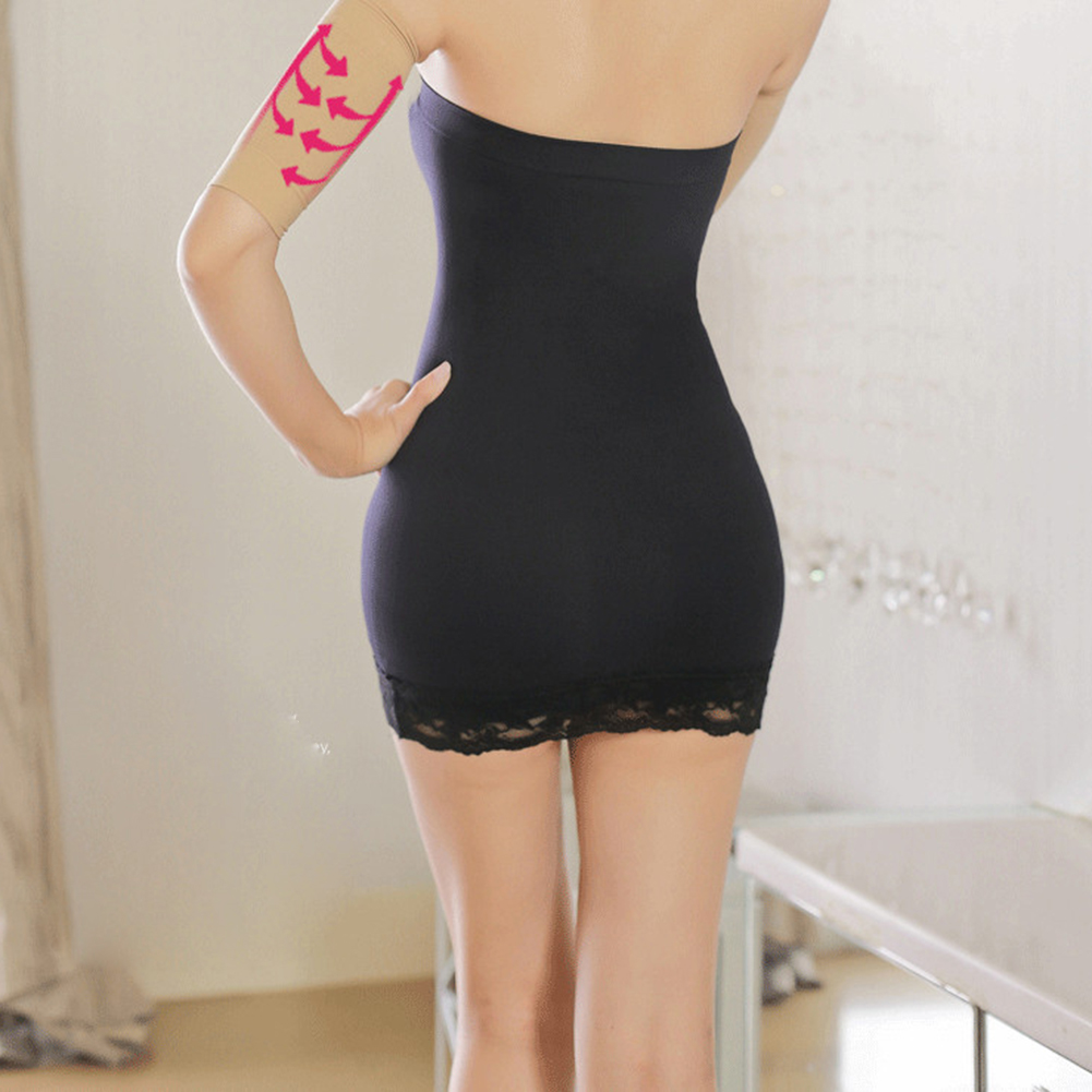 Hot New Women Beauty Weight Loss Shaper Fat Arm Shapewear ...
