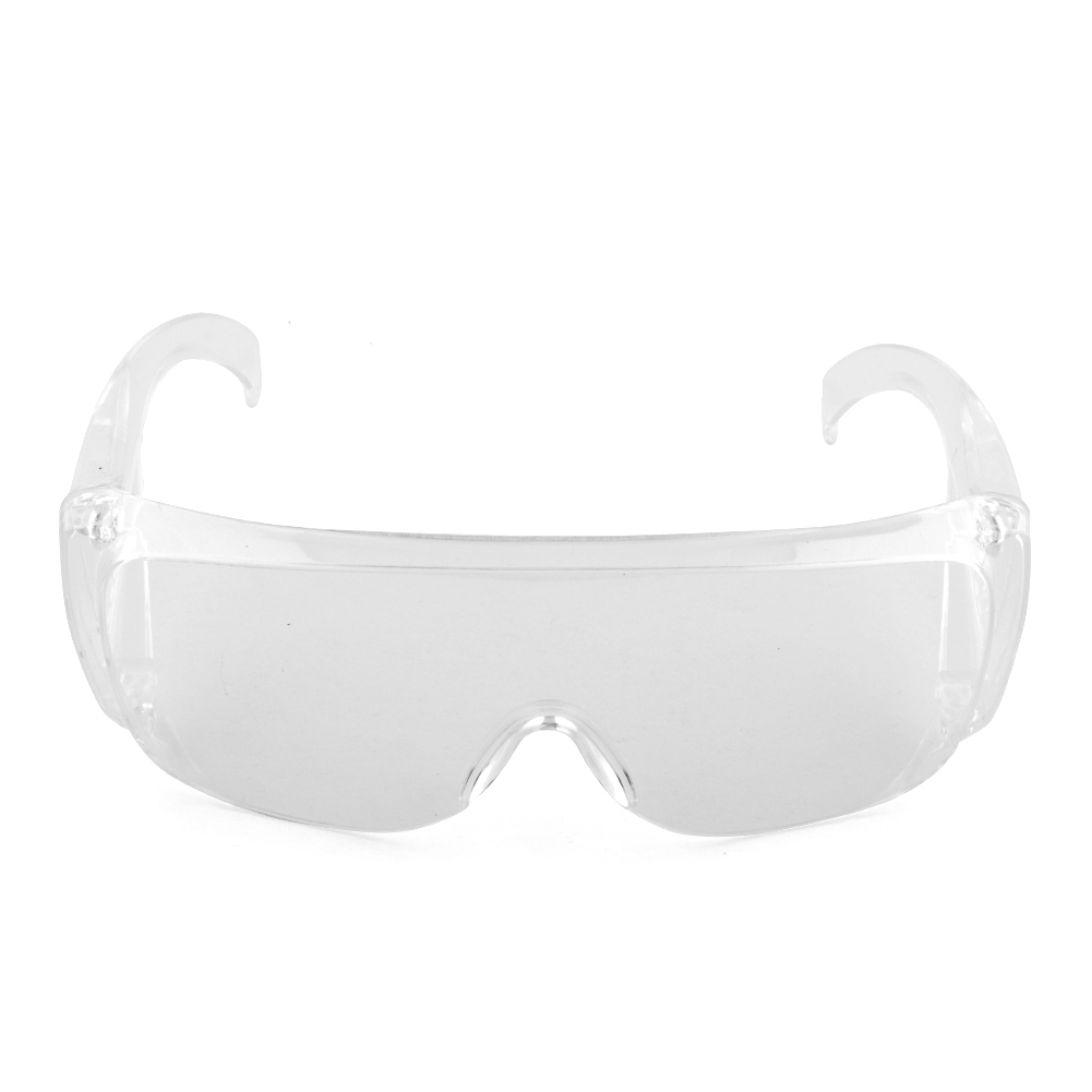 New Protective Useful Eye Protection Clear Goggles Glasses From Dust Paint