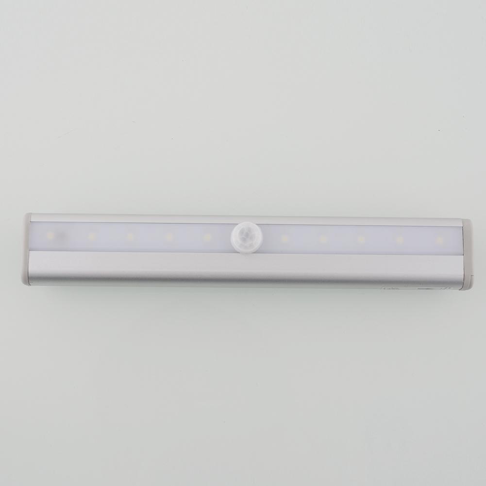 Aparador Estreito Para Corredor ~ Práctico Armario Escalera PIR Sensible Sensor Movimiento 10 LED Tubo Luz