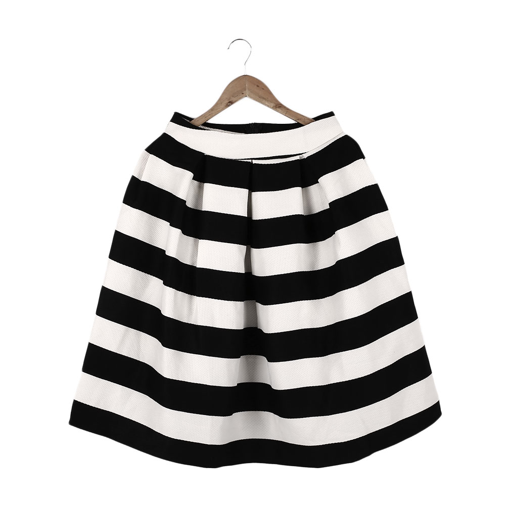 New Women Fashion Slim Fit Strip Cocktail Evening Party A-Line Mini Skirt