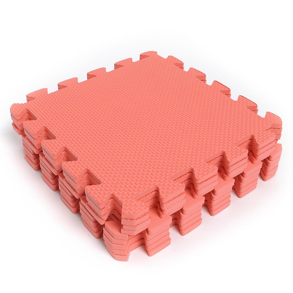 Pcs interlocking waterproof eva soft foam exercise floor