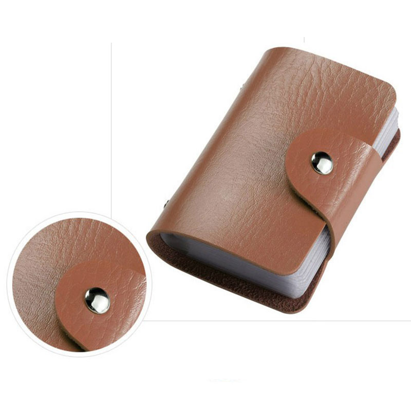 1481-24-Bits-Credit-Card-Holder-Travel-PU-Leather-ID-Holders-Passport-Cover