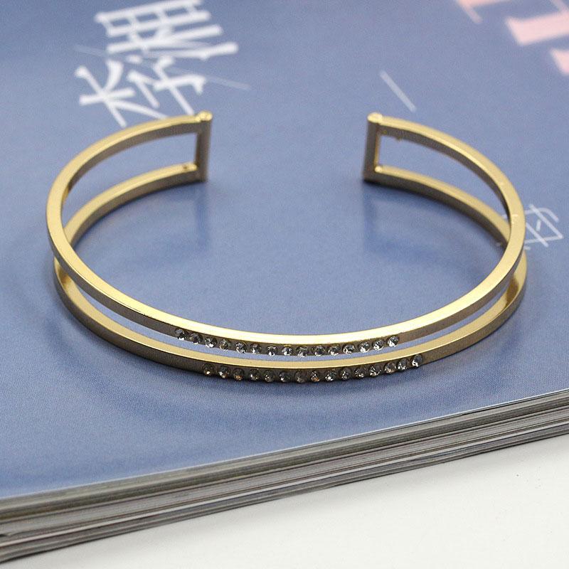 B75B-Women-Fashion-Elegant-Diamond-Round-Bracelet-Wrist-Bangle-Jewelry-Gift
