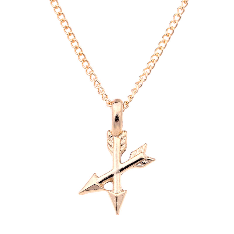 98DC-Charm-Womens-Unicorn-Pendants-Rose-Gold-Chains-Choker-Necklaces-Gift