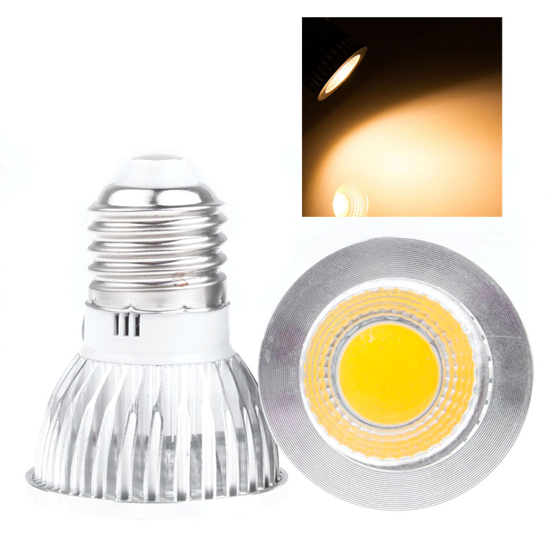91EA-Dimmable-9W-GU10-E27-LED-Bulbs-White-Soft-Spot-Lights-Energy-Efficient
