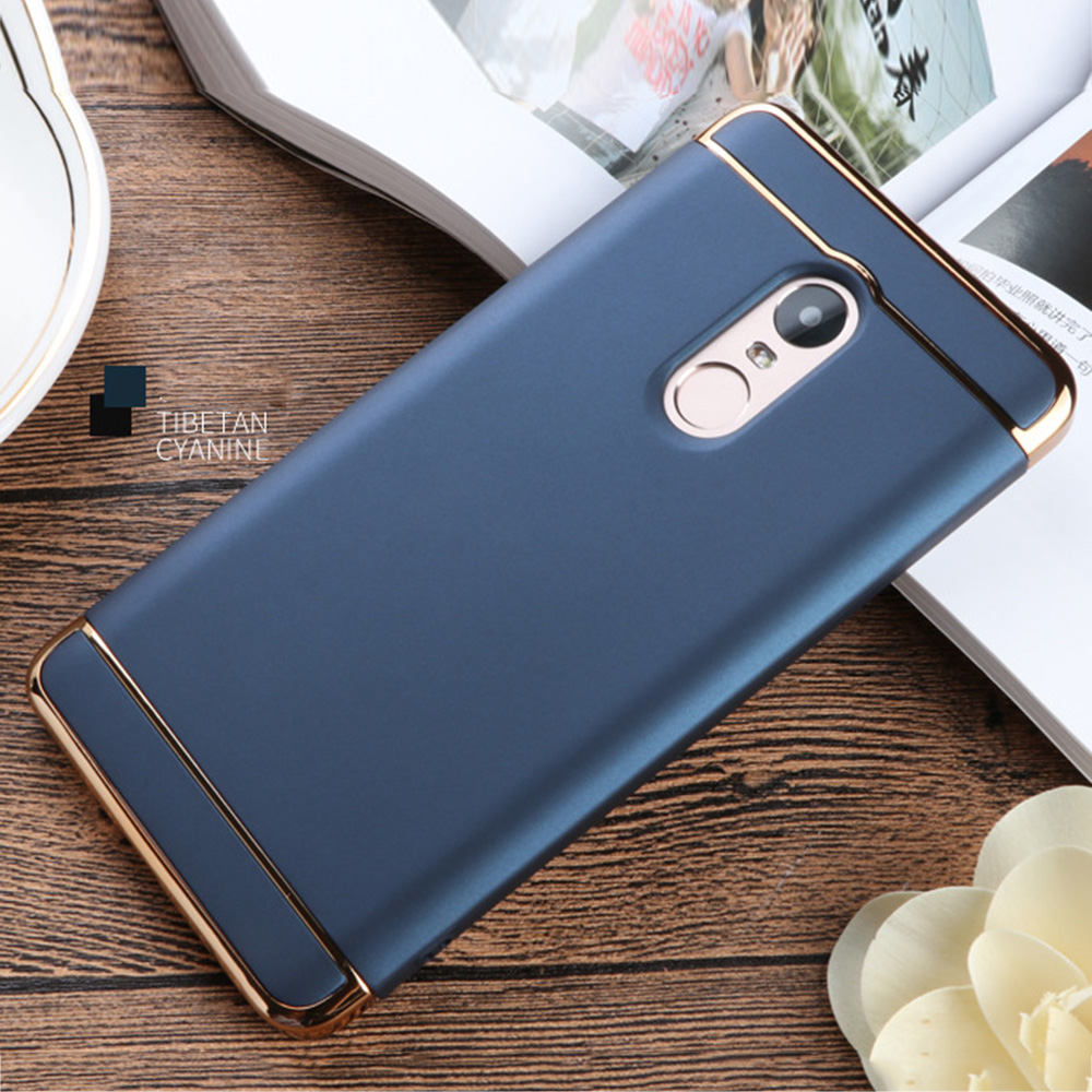 FE29-PC-Mobile-Phone-Back-Cover-Slim-Shell-Anti-Drop-For-Xiaomi-Redmi-Note4