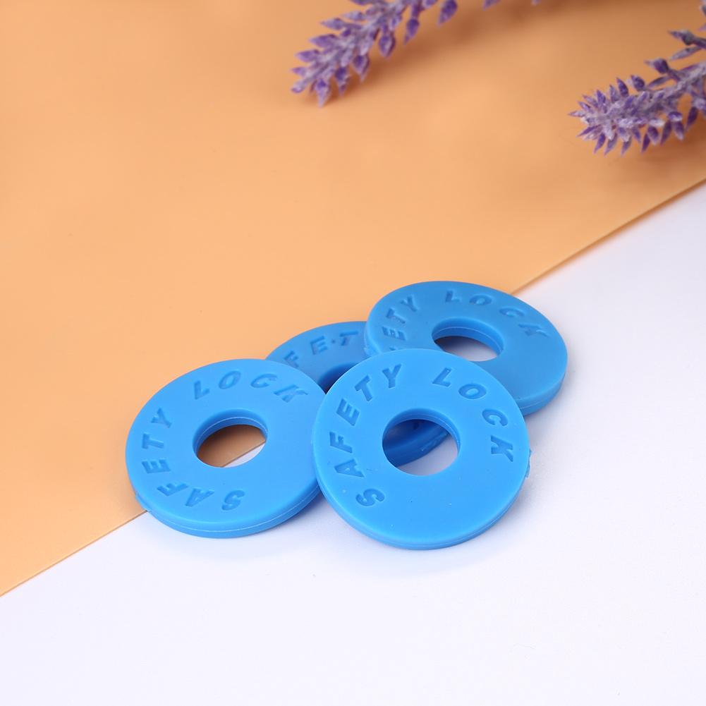 FD90-Replacement-4Pcs-Guitar-Strap-Locks-Blocks-Soft-Tail-Nail-Buckle-Parts