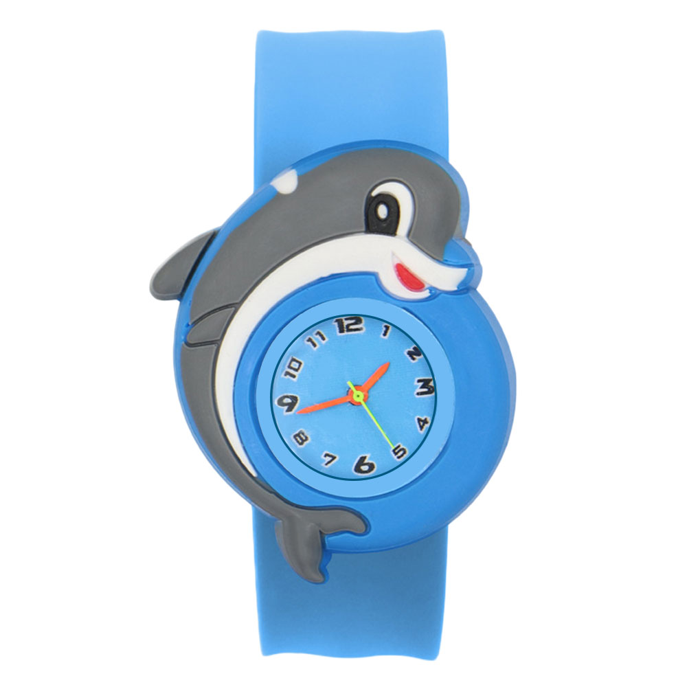C1CA-Cute-Adorable-Cartoons-Children-Slap-Snap-On-Silicone-Quartz-Wrist-Watch