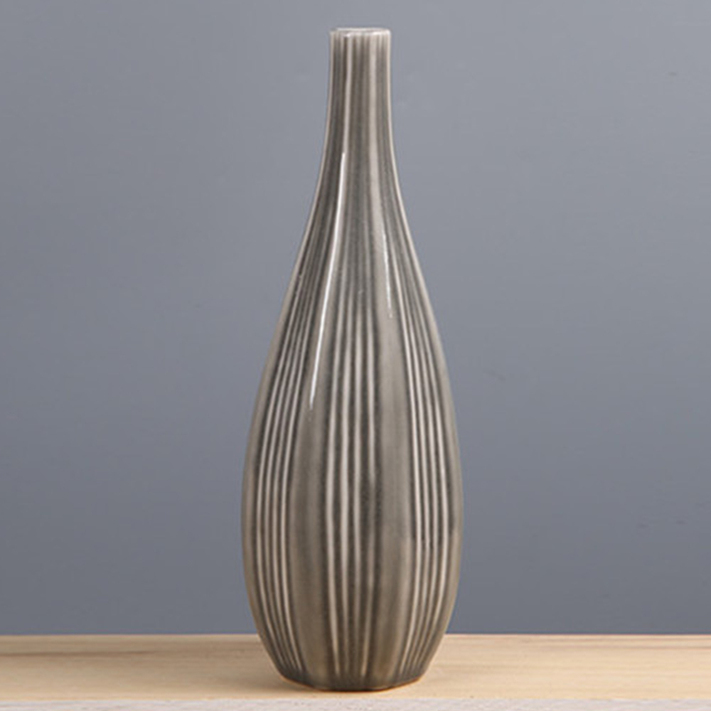 E193-Simple-Flower-Vase-Ceramic-Delicate-Office-Desktop-Table-Decoration-Gift