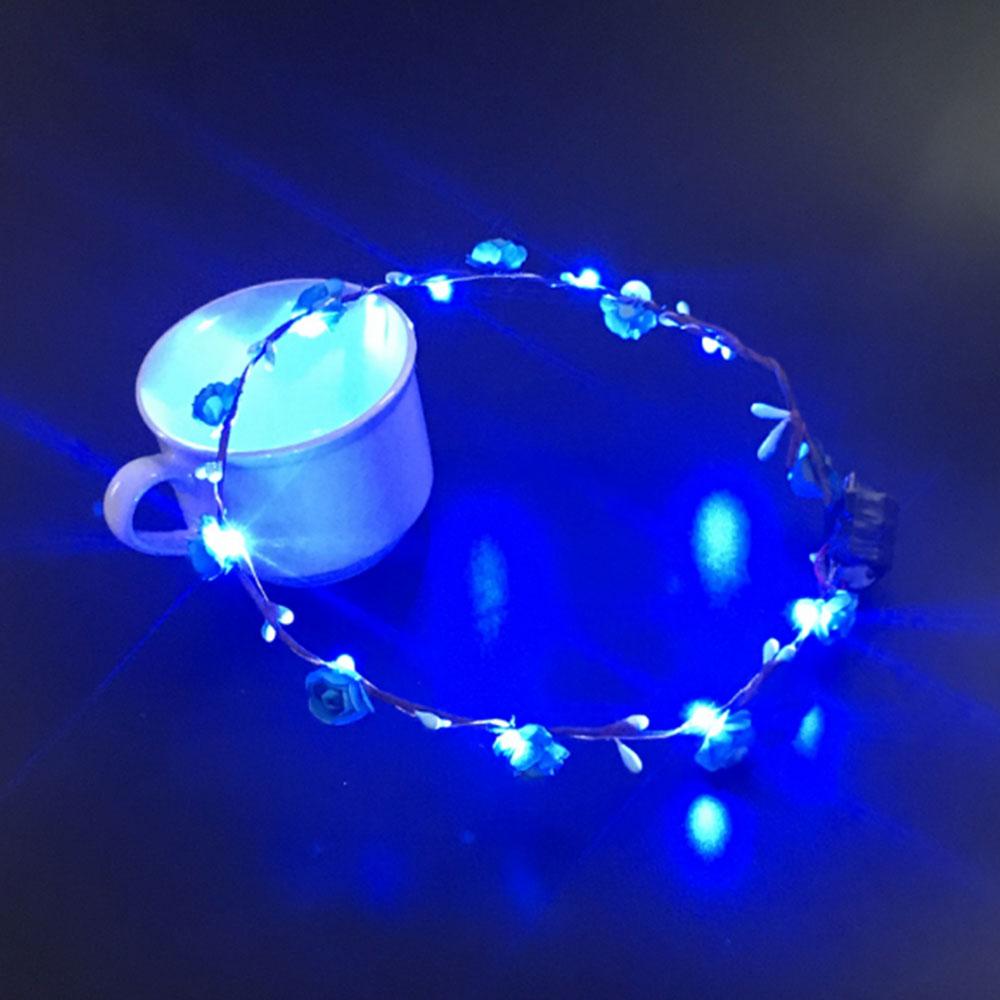 38B9-LED-Wreath-Flower-Headband-Accessories-Crown-Floral-Garland-Wedding-Hair
