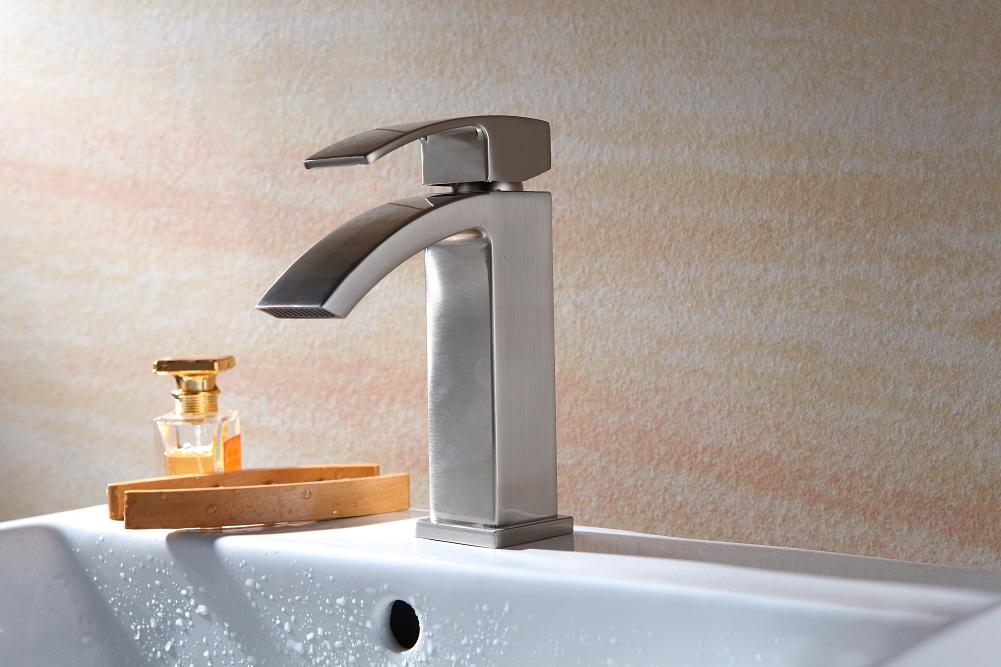 Armatur Wasserhahn Waschtischarmatur Einhebelmischer Bad