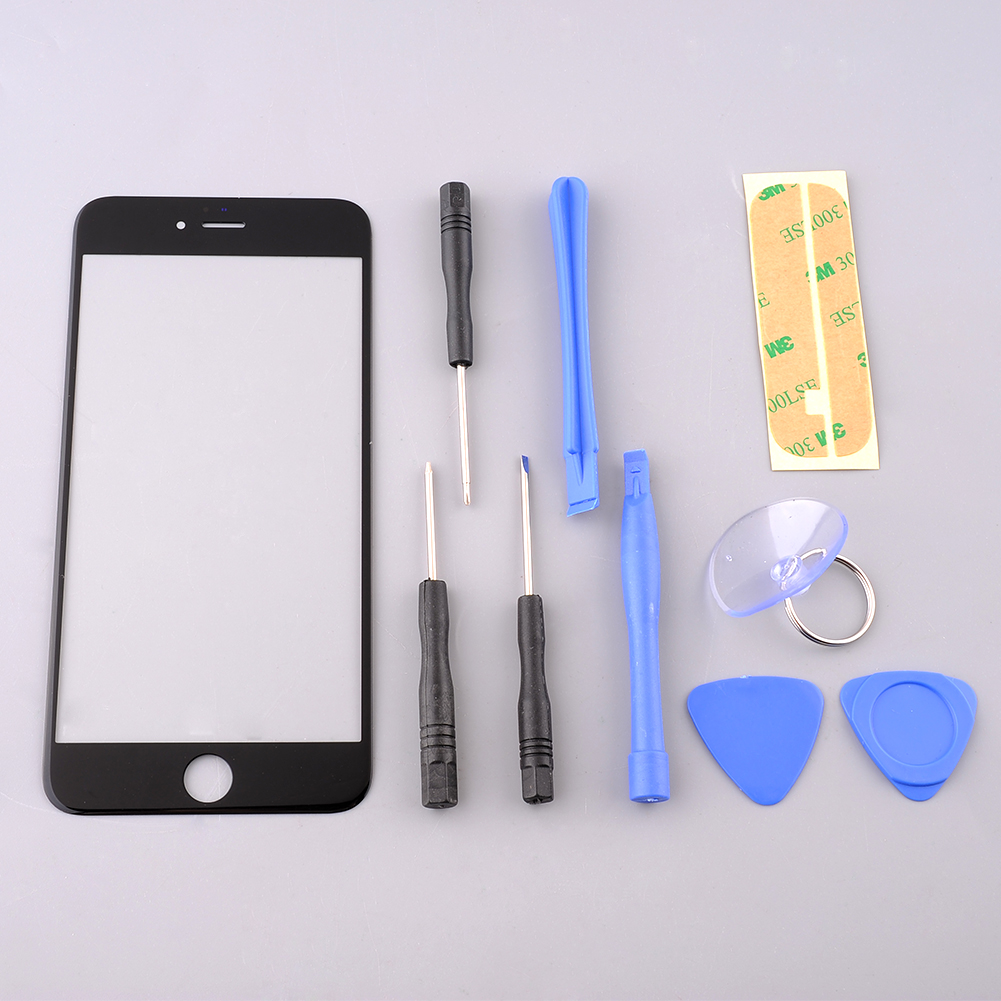 iphone 6 glass replacement lcd front outer screen glass replacement kit for iphone 6 14977