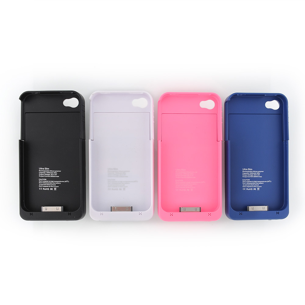 portable battery charger for iphone portable 1900mah backup battery charger pack cover 17922