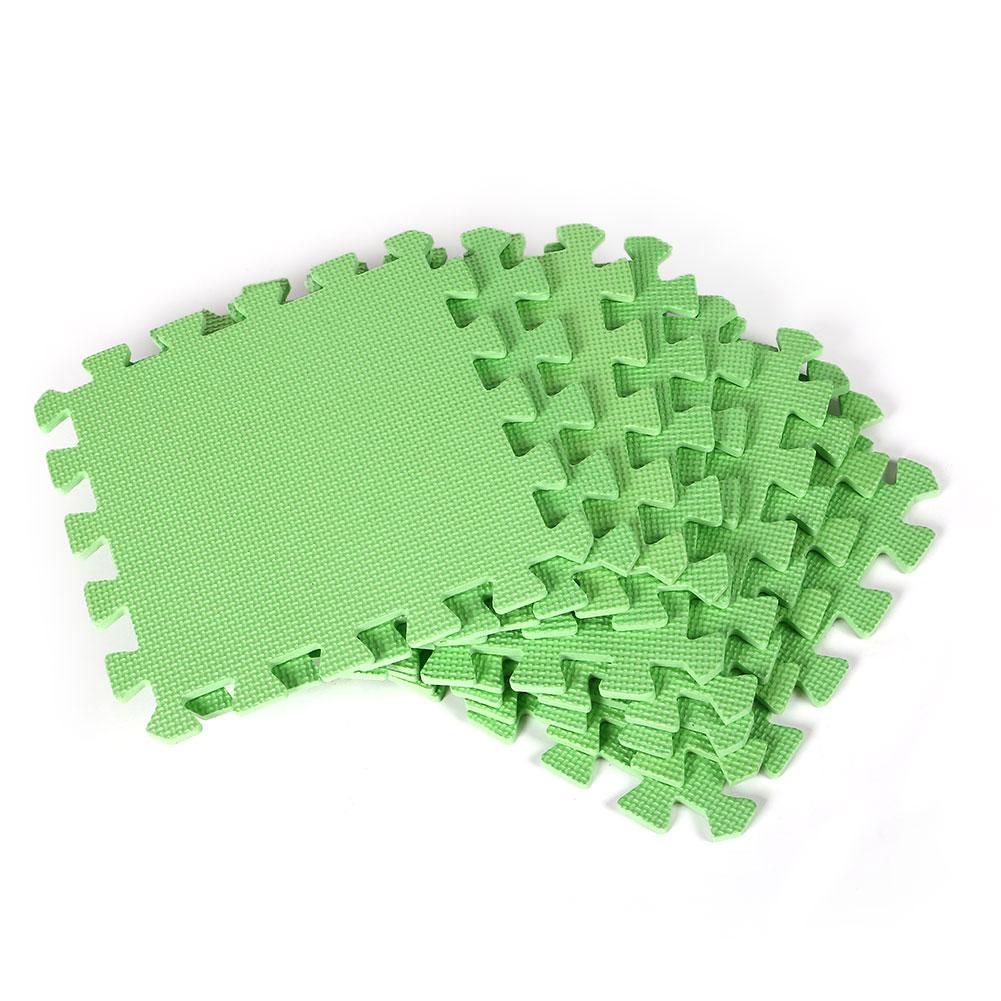 A0FB-9xEVA-Foam-Floor-Mat-Interlocking-Exercise-Gym-Kids-Playground-Tiles-Red