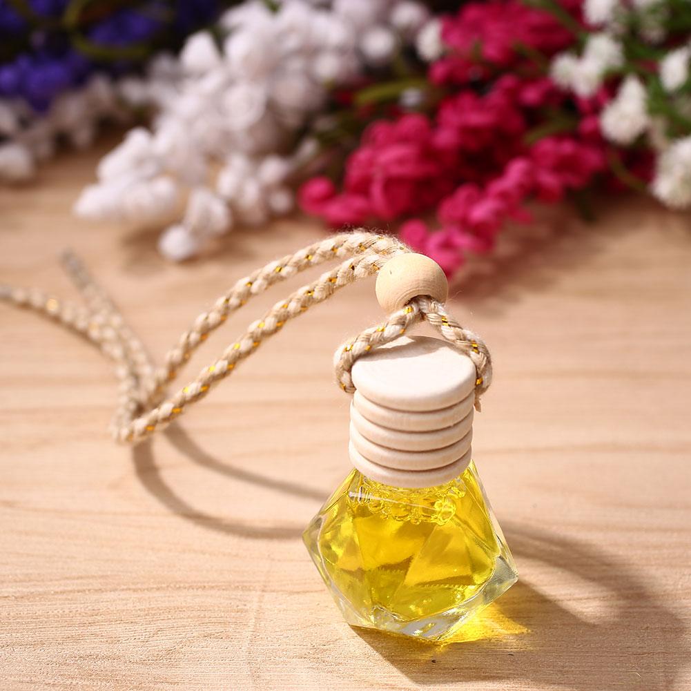 8834-Car-Air-Freshener-Essential-Oil-Diffuser-Hanging-Pendant-Home-Perfume-8ML