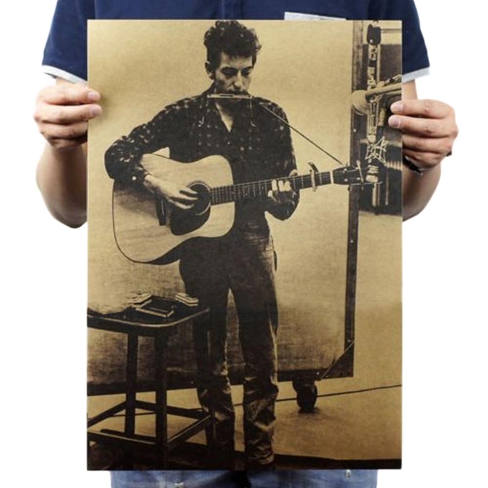3F88-51-5-36cm-Multi-Pattern-Retro-Vintage-Band-Stars-Picture-Gift-Festival